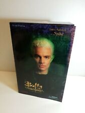"""2004 Sideshow Buffy the Vampire Slayer Spike 12"""" Action Figure Factory Sealed"""