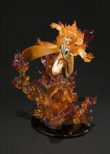 Bandai Naruto Figuarts ZERO Kurama Minato Namikaze (Kizuna Relation) PVC Statue