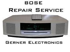 Réparation BOSE Wave Music System AWRCC 1 - 6, CD Défectueux