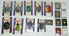 Dungeon and Dragons - DnD 4th Edition - Power Cards - LOT - Most are New In Box