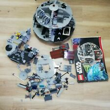 LEGO Death Star star wars 10188 - RARE * RETIRED 90% complete or better