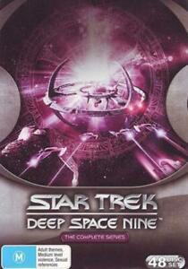 Star Trek - Deep Space Nine - The Complete Series DVD (PAL, 48 Discs)