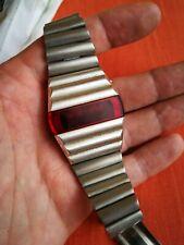 Microstar + USA MM604 Led quartz Watch, not working