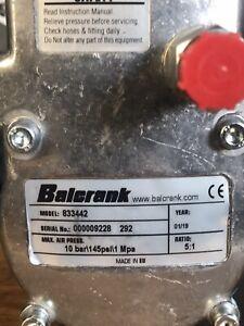 Balcrank 1110-012 NEW Universal Oil Transfer Pump 5:1 Ratio