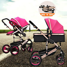 2020 Baby Stroller Newborn Carriage Infant Travel Buggy Foldable Pram Pushchair