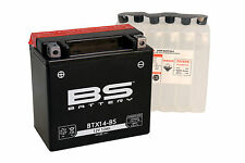 Bateria BS-BATTERY BTX14-BS sellada sin mantenimiento