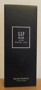 Gap - BLUE HIS Men's EDT - 1.7 fl oz - NEW!