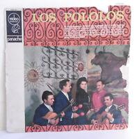 """33 tours LOS POLOLOS Disque Vinyle LP 12"""" George FEYER monde COLOMBERT PARIS 313"""