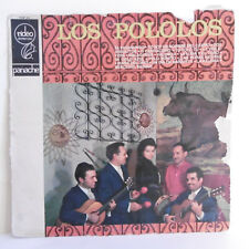 "33 tours LOS POLOLOS Disque Vinyle LP 12"" George FEYER monde COLOMBERT PARIS 313"