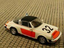 1/87 Brekina Porsche 911 G Targa Rijkspolitie # 32 NL 16358