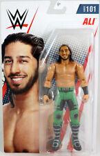 WWE Mattel Ali Series 101 Green Chase Variant Basic Figure