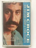 Jim Croce Bad Bad Leroy Brown And Other Favorites Tape Cassette