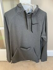 Nike drifit Gray Hoody In Size Small