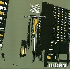 The Ded Good Music Library : Urban (CDGML 5400) BARGAIN!! FREE!! UK 24-HR POST!!