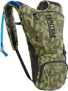 CamelBak Rogue 85 OZ/2.5L Bike MTB Hydration Backpack Camouflage/Black NEW