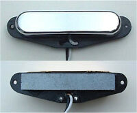 Guitar Parts GUITARHEADS PICKUP - Telecaster TELE SUPER TWANG - CHROME - Neck
