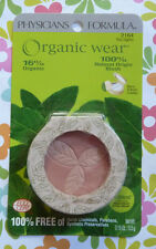 PHYSICIANS FORMULA ORGANIC WEAR PRESSED POWDER BLUSH ROSY ORGANICS 2164