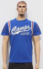 Camps - T-Shirt - Modèle 83 - Couleur bleu - Taille M