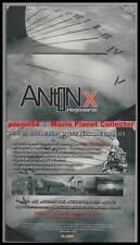 "ANTON X ""Intergravissimas"" (CD Digipack) 2009 NEUF"