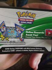 100 pokemon tcg online code + mystery item