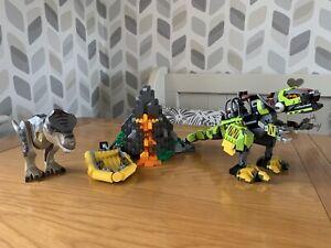 Lego Jurassic World - Lego 75938 - T. rex vs Dino-Mech Battle