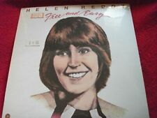 Helen Reddy Free and Easy sealed LP 1974