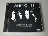 The Only Ones Darkness and Light Complete BBC Recordings 2CD Peter Perrett