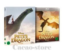 PETE'S DRAGON ( Blu-ray ) / Region A