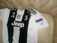 Maglia Cristiano Ronaldo Juventus Tg. L con autografo