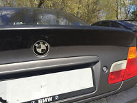 CSL Spoiler for BMW E46 Wing trunk ducktail lip duck tail bill duckbill Sport