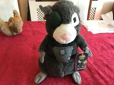 OFFICIAL DISNEY STORE G FORCE GUINEA PIG SOFT TOY PLUSH NEW TAGS