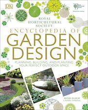 RHS Encyclopedia of Garden Design, DK