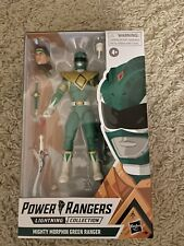 power rangers lightning collection Wave 7 Mmpr Green Ranger IN HAND