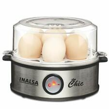 Inalsa Chic Instant Egg Boiler, 350 Watts, Steel Base Free Shipping