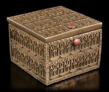 egiziano ASTUCCIO - anch-kreuze - Fantasy CASSETTA PORTA GIOIELLI DECORAZIONE