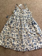 Next Girls Dress  age 7 years BNWT