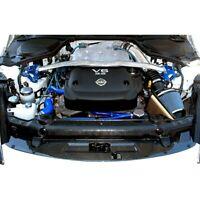For Nissan 350Z 2003-2009 AutoTecknic Version 2 Dry Carbon Fiber Cooling Plate