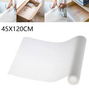 Drawer Liner Non Slip Kitchen Cupboard Cabinet Shelf Protecter Mat 45cm x 120cm