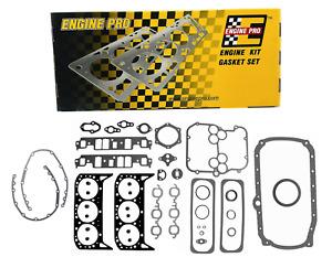 Engine Pro Full Overhaul Gasket Set for 1992 1992 Chevrolet 4.3L V6 Vortec