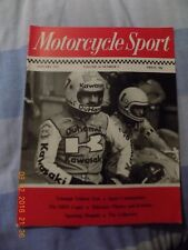 motorcycle sport/Triumph Trident Test/Sporting Mopeds/H.R.D Caper/Scrambling