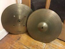 """Zildjian Avedis 14"""" Quick Beats HiHat Cymbals"""