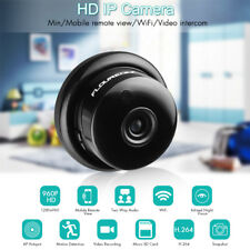 960P Mini IP Kamera Indoor Camera WIFI Wireless P2P WLAN Netzwerk IR Nachtsicht