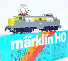 Marklin AC HO 1:87 Dutch NS Heavy 1205 ELECTRIC LOCOMOTIVE USA Post-War MIB`85!