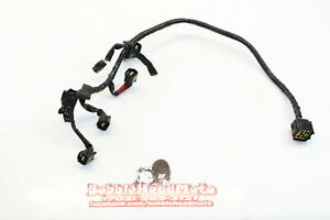 08-16 Yamaha Yzf R6 Oem Ignition Coil Wiring Harness Wire Loom B6