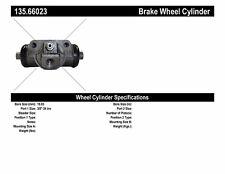 Drum Brake Wheel Cylinder-4WD Rear Centric 135.66023
