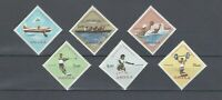 Angola | 1962 | Sports Issue | MNH OG
