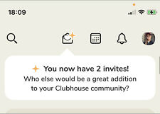 Clubhouse Invite - INSTANT - iOS Only (Clubhouse App Invite)