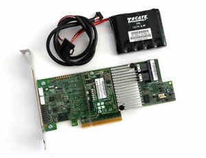 LSI Broadcom Megaraid 9361-8i SATA SAS RAID Controller 12Gbps Avago 1GB PCIe x8