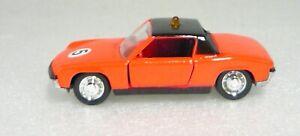 Schuco Modell 302869, VW-Porsche Renndienst # 5, mit Gelblicht, 1/66, NEU&OVP