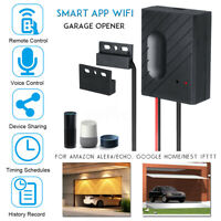 Smart Phone APP Wireless WIFI Home Garage Door Opener Remote Control Switch Kit